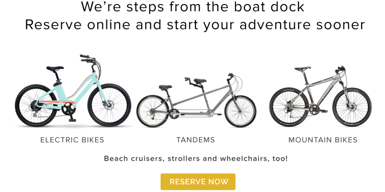 Catalina Island Bike Rentals